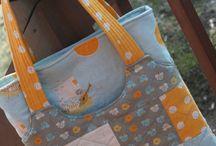 Side  pockets bag