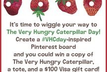"""The Very Hungry Caterpillar"" / by Jennifer Essad"