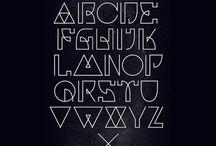 Tipografias lineales