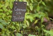 Summer Weddings / Ideas for outdoor wedding ceremonies.