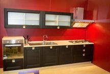 Cucina Etnie / Etnie, cucina in legno massello di yellowpine, http://www.furleo.it/cucine/etnie/