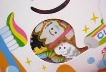 Stickers & Sticker Flakes Sacks / Sticker Flakes Sacks are a perfect grab bag for kawaii sticker lovers! As a present for others or for yourself, opening these sticker sacks is exciting and totally fun. They garantee hours of sticker fun :)