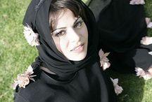 Flower Hijab / by Hijab Styles