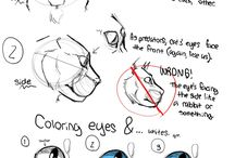 How to draw cats and other animals