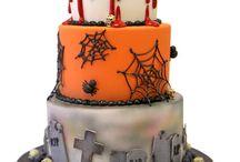 Halloween Wedding Cakes / Halloween Wedding Cakes