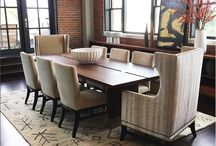 Spaces: Dining Rooms