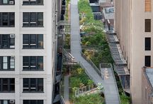 The High Line Dividend / New York City's High Line is serving as the model for Elevated Urban Parks