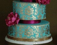 Wedding cakes / by Sherry Lawson-Anderson