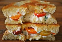 Sandwiches/Recipes / by Sarah Mager-Smock