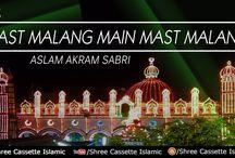 Mast Malang Main Mast Malang | Aslam Akram Sabri New Qawwali 2017
