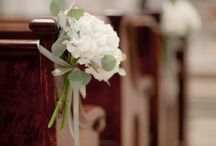 svatba - kostel