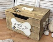 Doggy toy box