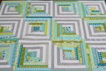 Modern Quilt Ideas / by Virginia Worden