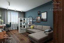 Dom v korobke / Дом в коробке / Готовые дизайн проекты интерьеров квартир с возможностью воплощения под ключ. Наш сайт: вкоробке.рф 8(921) 911-86-00