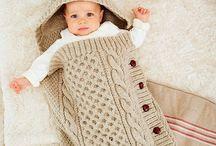 Детское Вязанное Одеяло