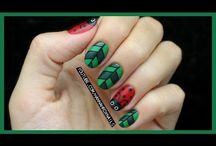 A-Z Nail Art