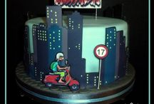 Birthday cakes for teenager / Birthday cakes for teenager ideas