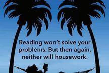 Books I've read & books to read / Books & reading