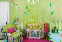 Future baby room:) / by Amanda Scott