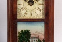 Antique clocks / by Liz May