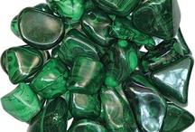 Crystals and Malas