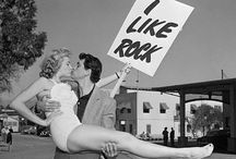 The best of the 1950s / Teddy boys, Rock & Roll and Marilyn Monroe