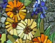 mosaics for the garden