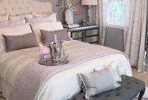 Bedroom inspiration / Inspiratie slaapkamer