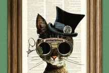 Steampunk / Anything and everything steampunk