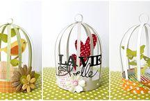 Manualidades Decorativas / Ideas para decorar ambientes y objetos