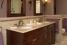 Bathroom Ideas / by Shelbie Hively