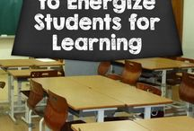 Improving the Classroom! / Ideas and suggestions for improving the classroom culture such as classroom management, strategies, decor, seating arrangements, bellringers, etc.