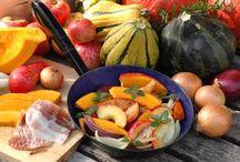 Gemüse und Beilagen / So abswechslungsreich können Gemüse und Beilagen sein: Entdecken sie Polenta, Krautfleckerl, Dillkürbis & Co...
