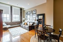315 New St #616, Old City / Welcome to Bridgeview Place Condos, a charming warehouse converted into a friendly loft community situated on a classic cobblestone lined street in the midst of Philadelphia's most historic and boutique centric neighborhood, Old City. On the top floor discover your future abode, a stunning, lovingly renovated top of the line corner unit with a GARAGE parking space. Bedrooms: 1   Bathrooms: 1 Listing Price: $350,000