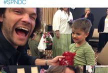 Misha & Jared