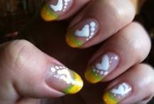 nail art / by Becky Kirkpatrick