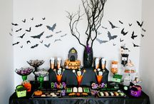 ► Inspiration buffet d'Halloween