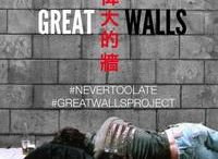 CHINA - GREAT WALLS / Documentary Project - A father revisits his past in China & Korea 70 yrs after escaping war, traveling with his son who grew up knowing nothing of him. http://igg.me/at/GreatWalls/x/6166429 #China