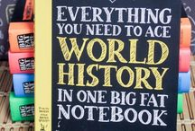The Big Fat Notebooks / It's like borrowing a complete set of notes from the smartest kid in class.