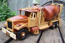 auta drewno