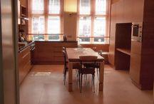 keukens / het ontwerpen en maken van keukens