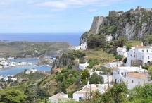 Kythira / En ukendt perle i det græske øhav med en fantastisk betagende natur og krystalblåt hav.