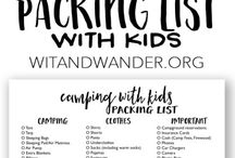 Camping With Kids / In some ways, camping with kids is a whole new ball of wax. This board contains my favorite links to things that have helped US navigate this challenge!