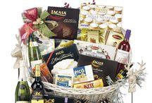Cestas de Navidad / Vemos algunas de las cestas de navidad disponibles en nuestra tienda online con envío al mundo entero!