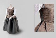 18th Century Undies and Loungewear