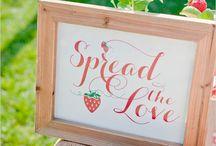 strawberry wedding♡