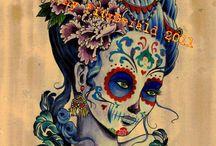 Dia de los Muertos / by Nikki Green