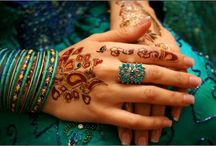 Henna Hand tattoos / by Sara Ford
