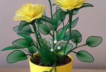 Flori din dres