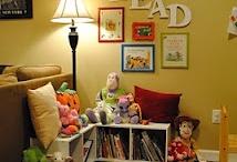 Nursery's & Bedrooms